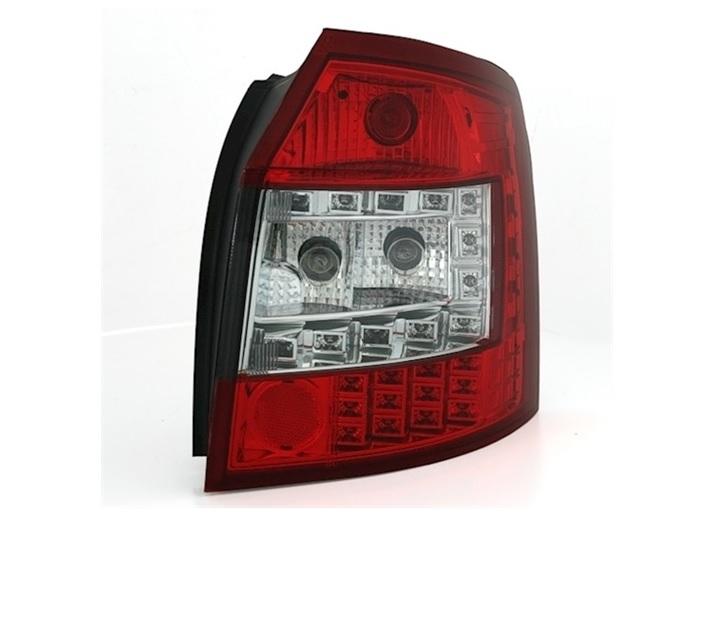 SET-REAR-LIGHTS-LED-VT373-AUDI-A4-8E-B6-AVANT-ESTATE-2001-2004-RED thumbnail 3