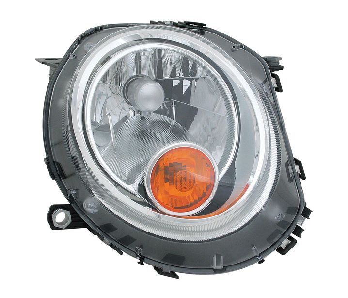 HEADLIGHT RIGHT VP870P MINI COOPER ONE CONVERTIBLE CLUBMAN