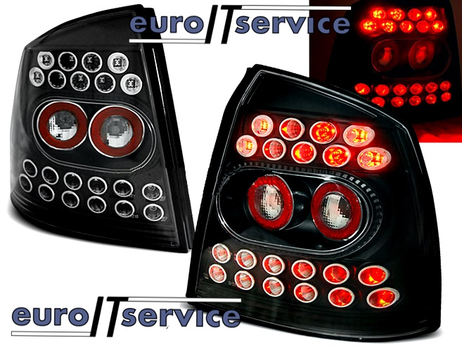 Details About Set Rear Lights Tail Ldop15 Opel Astra G 1997 1999 2000 2001 2002 2003 2004 Led